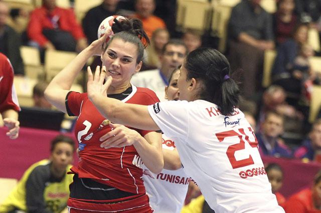 Kézilabda - Nõi vb - Magyarország-Tunézia