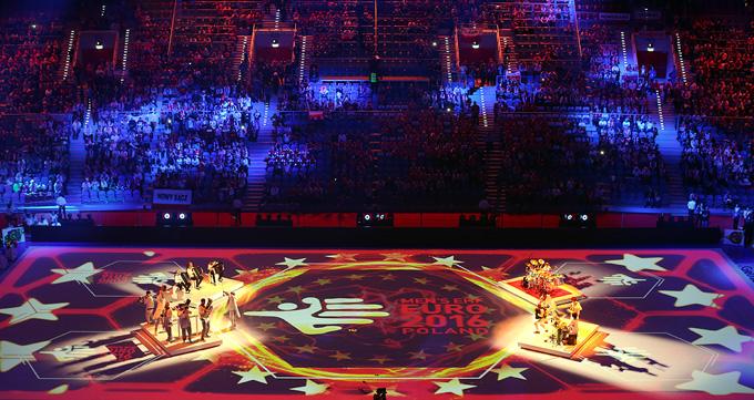 EHF EURO 2016 - Opening ceremony